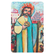 O Holy St Jude Contemporary Holy Card with Prayer DI9925