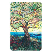 The Lord's Prayer Contemporary Holy Card DI9928