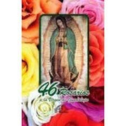 46 Rosarios A La Virgen Guadalupe Booklet Spanish Paperback 9786077733195