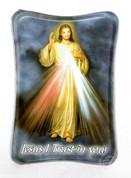 Magnet Divine Mercy Style EGMAGS07