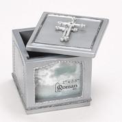Trinket and Rosary Box Photo Insert Memorial RO49599