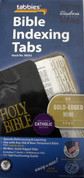 Bible Tabs Catholic Mini Size TBB58532