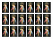 Divine Mercy Sticker EGSTICK33