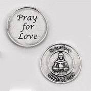 St Anthony the Finder of Love Token RO44665