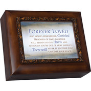 Forever Loved Urn Wood Grain CGCUN1