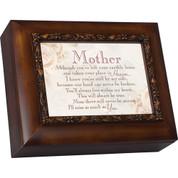 Mother Urn Wood Grain CGCUN4