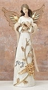 Angel Statue Heart of Joy RO30731C