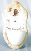 Holy Water Font Pope Francis Papa Franciscus FAR2943P18