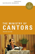 Ministry of Cantors Ministry Series Paperback 9780814648698