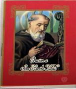 San Benito de folletos Oración In Spanish SIBM0304BEN