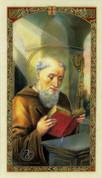 Oracion a San Benito de Nursia Holy Card Spanish SIHC9503S