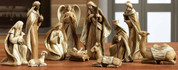 Nativity Traditional 11 Pieces Size 9.5 Inches RAZ3610217
