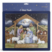 Children's Puzzle Nativity Scene 64 Pieces DEM60399A