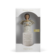 "First Communion Praying Angel Figurine 7.5"" DEM60515"