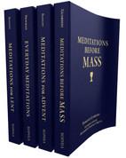 Treasury of Catholic Meditations 4 Volume Set 9781622822058