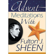 Advent Meditations Fulton J Sheen Pamphlet 9780764816581