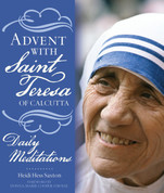 Advent with Saint Teresa of Calcutta | Daily Meditations | Paperback 9781632531346