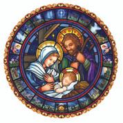 Advent Calendar Holy Family Jumbo Size VCBB601