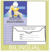 Offering Envelopes All Soul's Day Bilingual Qty 500 RE321ES