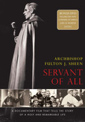 Archbishop Fulton Sheen Servant of All DVD IGSOAM