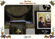 First Communion Missal Set for Boy Style DV651306PB