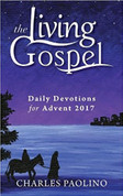 Living Gospel | Book | Paolino | Advent Devotional | 9781594717659 | 64 Pages