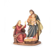"""Holy Family Figurine 