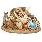 """Holy Family Statue 