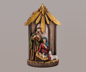 Holy Family Figurine | 5"