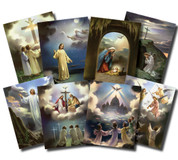 "Apostle Creed Poster Set of 9 Size 8"" x 10"" HIPOS1474"