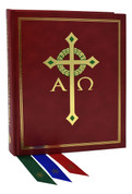 CB7613 9781947070189 Excerpts from the roman missal book by ICEL bonded leather altar edition