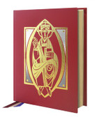 Excerpts from the Roman Missal Red Cloth Hardcover 9780814644379