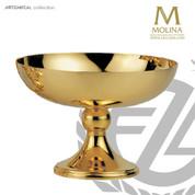 Open Ciborium | 2 Sizes | Accent Node | 24K Gold Plate Finish | 5297 | 529701 | Spain