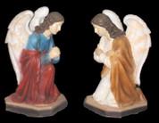 Kneeling Angels | Set of 2 | Fiberglass