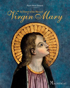 In Honor or the Blessed Virgin book by Dumont in depth look at 40 mysteries in life of mary 192 pages 9781941709511