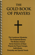 Golden book of prayers paperback book by queenship press is collection of catholic prayers 96 pages 1579181368