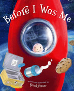 Before i was me hardcover childrens book about the beginning of life creation and potential 40 pages 9781622826063