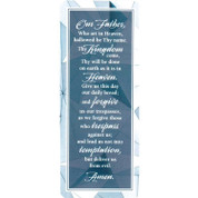 "Lord's Prayer Bookmark | Paper |  2-5/8"" x 6-3/8"" | BKMBC23"