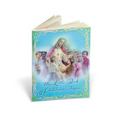 My Little Book of Children's Prayers Catholic Illustrated HIPB20