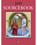 2019 Sourcebook for sundays seasons and weekday paperback 336 pages of resources for planning liturgy 9781616713997 ltsss19