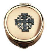 Pyx Jerusalem Cross Style PC533 Available in 3 Sizes