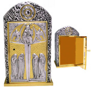 "Style 300 - Tabernacle - Bronze Plated - Size 18"" x 10-1/2"""