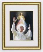 """Blessed John Paul II Print - 13"""" x 17"""""""