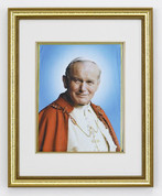 "Blessed John Paul II Print - 13"" x 17"" - JB5567051M"