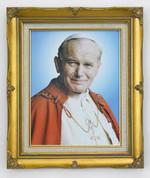"""Blessed John Paul II Print - 16"""" x 20"""""""
