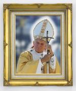 """Blessed John Paul II Print - 16"""" x 20"""" - JB8039163"""