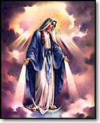 """Poster   Our Lady of Grace   19"""" x 27"""""""