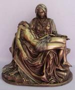Pieta Bronze Statue Style 75039