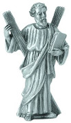 St Andrew Statue Style 3129