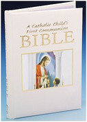 A Catholic Child's First Communion Bible by Hoagland 96 pages for a boy 9780882712536 MH140040